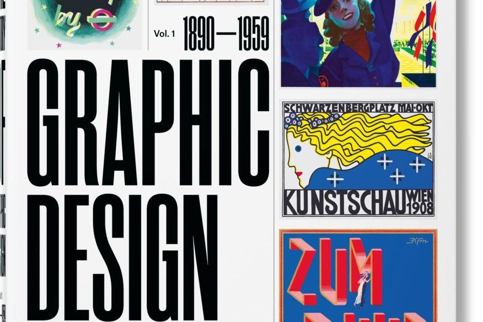Design - Geschichte des Grafikdesigns Cover