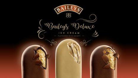 HAJOK Design: Aufwendiges Fotoshooting für die perfekte Inszenierung der Baileys Eissorten