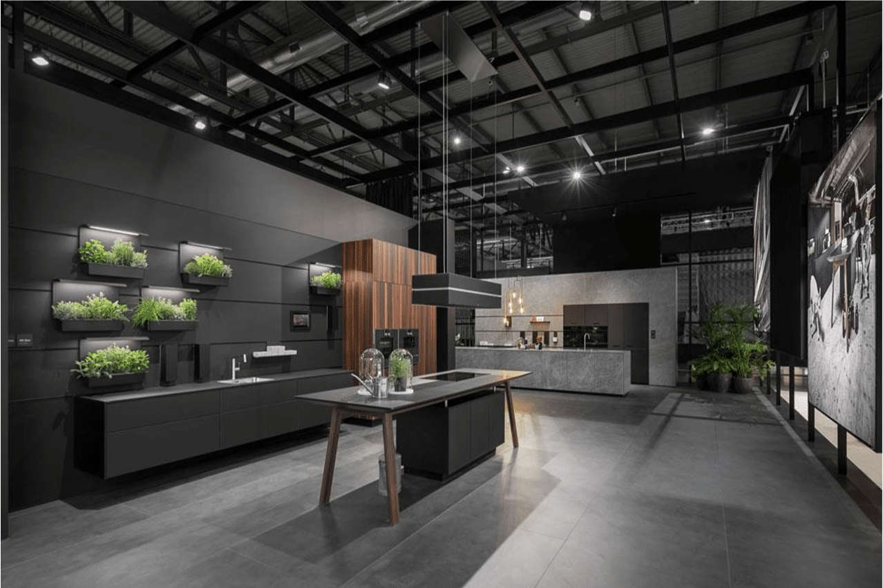d art design gruppe habitat k che designbote. Black Bedroom Furniture Sets. Home Design Ideas