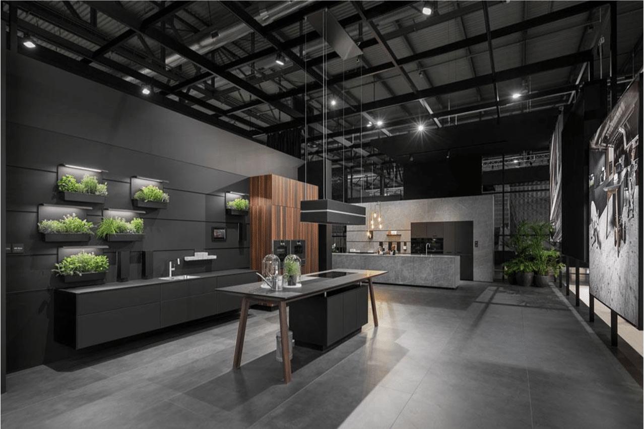 D\'art Design Gruppe - Habitat Küche - DESIGNBOTE