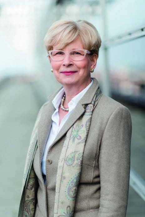 Cornelia Rudloff-Schäffer, Präsidentin des Deutschen Patent- und Markenamts (DPMA)