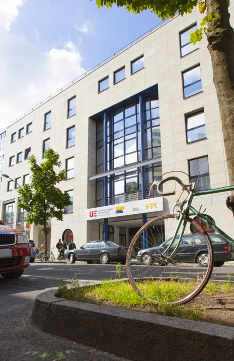 Campus Berlin global university systems