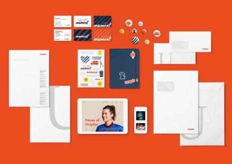 Uniplan Design MockUps Stationery 1