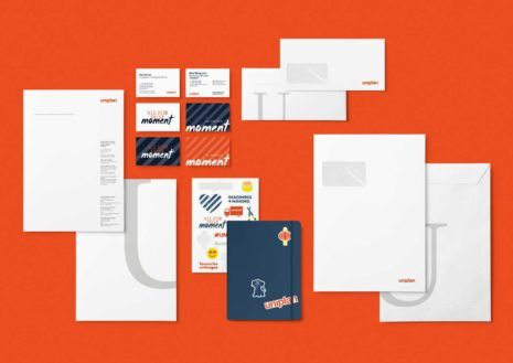 Uniplan Design MockUps Stationery 2