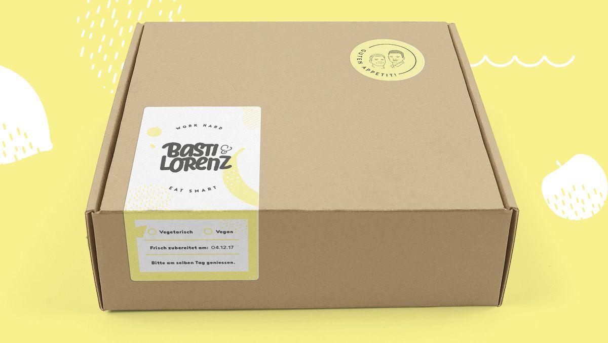 bastiundlorenz brand design Food Konzept Zeichen und Wunder