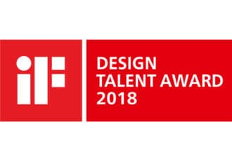 LOGO iF DESIGN TALENT AWARD 2018