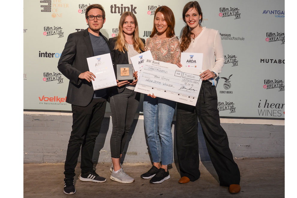 ARNO Retail Design Award 2018