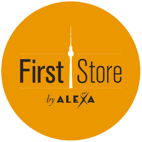 First Store by Alexa Logo