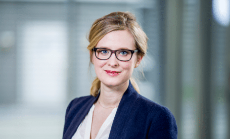 Katrin Menne, Head of Brand Management bei Merck