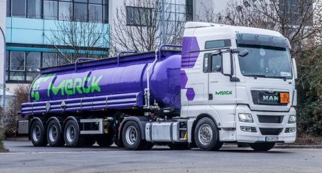 Merck Rebranding Fleet