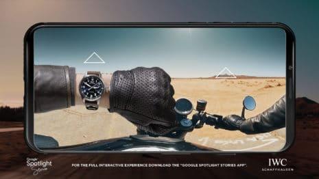 IWC RGB Pilotenkampagne VR-EXPERIENCE