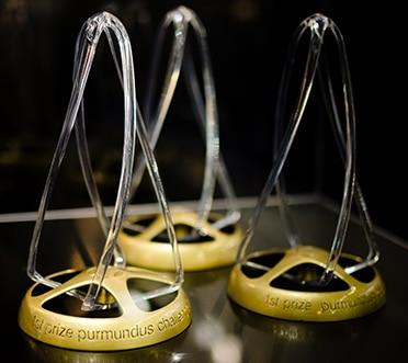 purmundus challenge Trophy