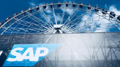 Markeninszenierung: SAP-CEBIT-2018 intelligent enterprise