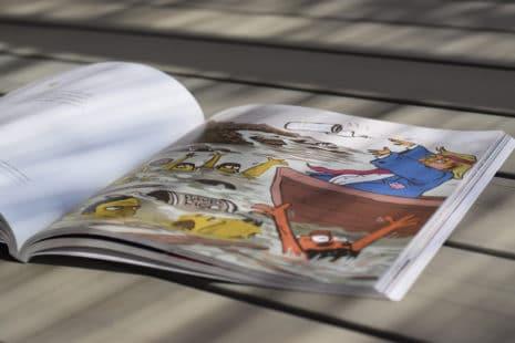 MAGA Buch Illustrationen