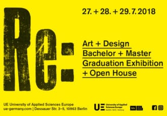 University of Applied Sciences Europe in Berlin Bachelor- und Masterausstellung