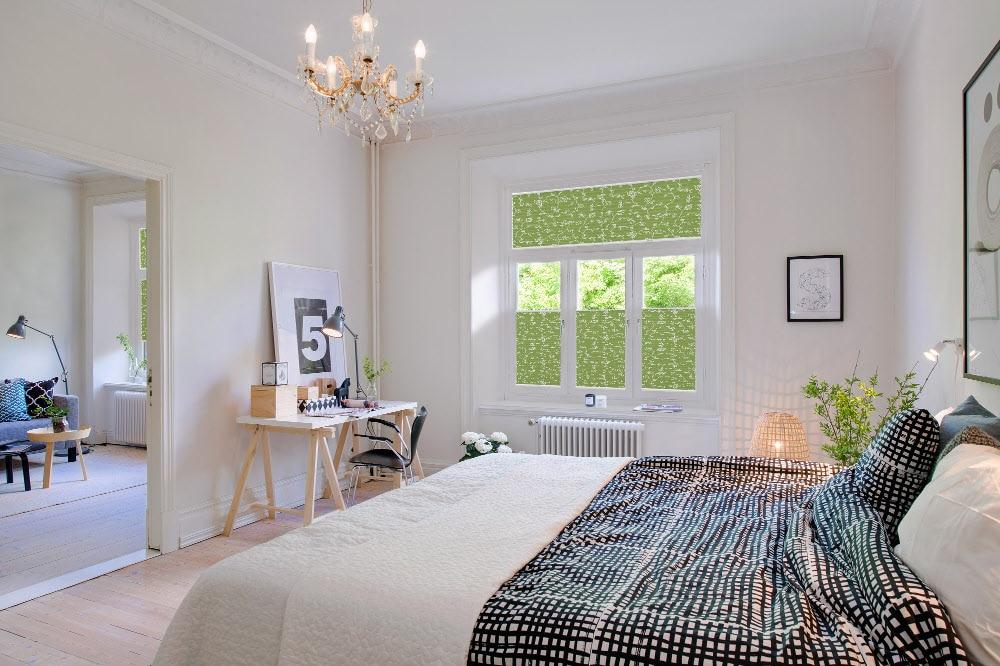 fensterdekorationen das sind die wohnstil trends 2018. Black Bedroom Furniture Sets. Home Design Ideas
