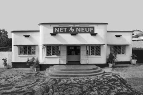 """Bauhausstil: """"Net a Neuf"""", Bujumbura, Burundi, um 1940"""