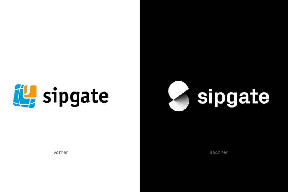 Internet Telefonie Anbieter Sipgate Im Neuen Corporate Design