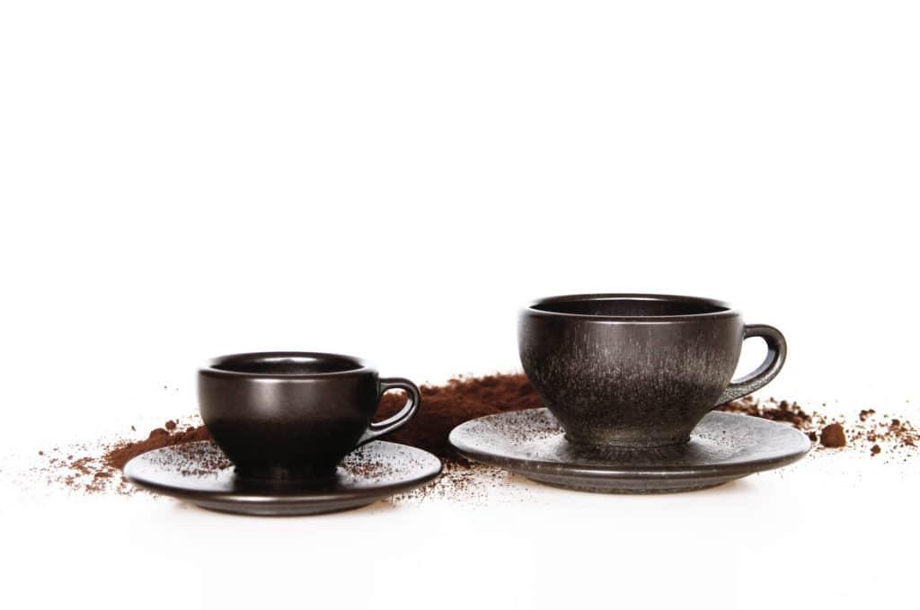 kaffeeform veredelt Kaffeesatz zu Tassen und Cups - DESIGNBOTE