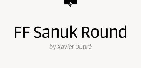 Monotype Library FF Sanuk™ Round