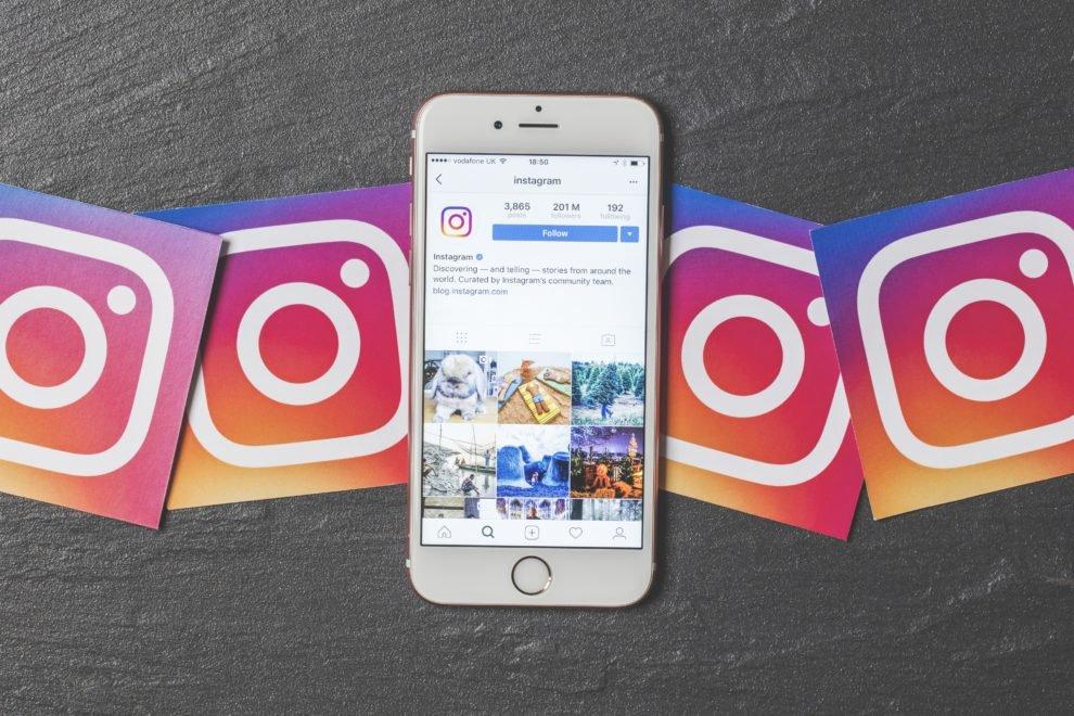 Instagram-Account optimieren
