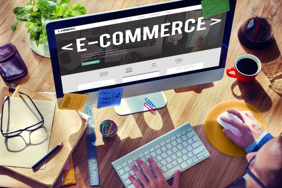 E-Commerce-Webdesign
