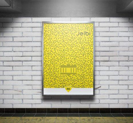 Jelbi Plakat