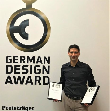 Winner German Design Award 2019