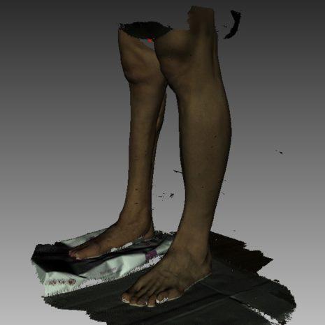 3D-Rohdaten