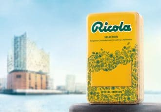 Ricola Special Edition Box