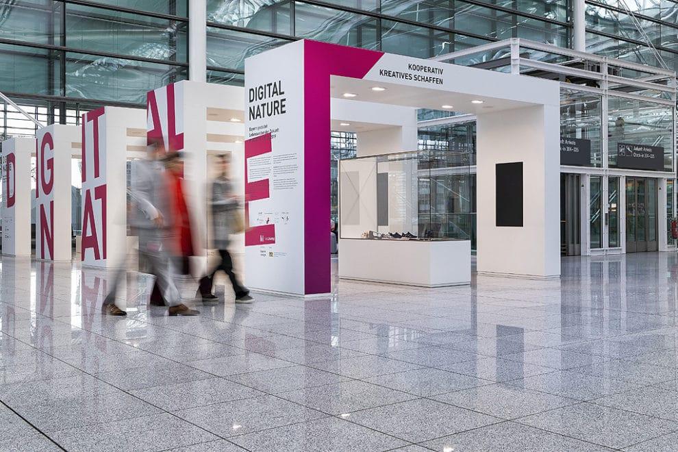 Digital-Nature-Ausstellung
