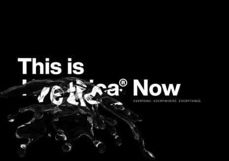 Überarbeitung Helvetica