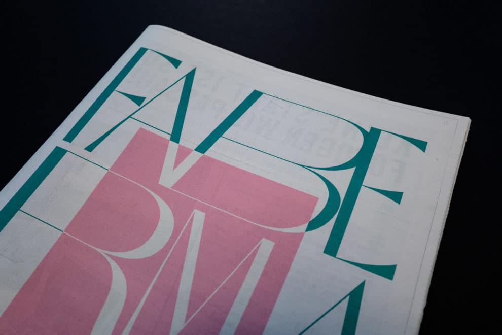 Faber Magazin #3
