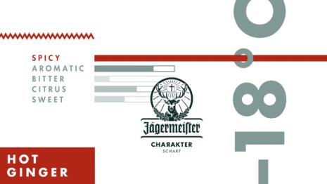 Neues Design für Jägermeister