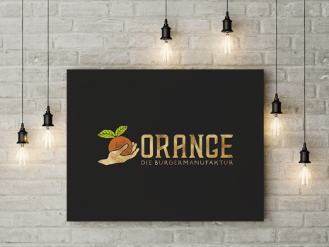 Design Crowdsourcing: Orange-Logo