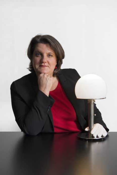 Julia Bulk, Geschäftsführung, Wilhelm Wagenfeld Stiftung, Bremen