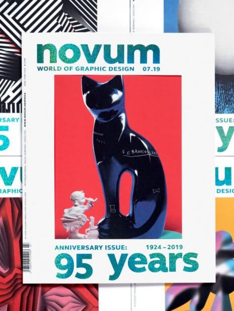 95 Jahre novum