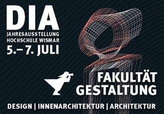 2019 DIA Entwurf Felix Spindler Gestaltung Wismar
