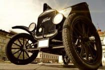 Industrial Design - Ford Model T
