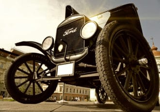 Industrial Design - Ford Model T