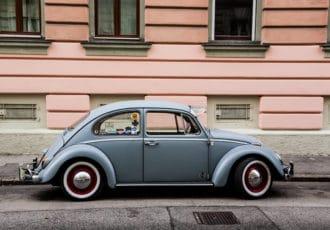 Deutsches Design - VW Käfer