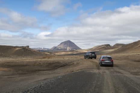 Der Workshop fand im abgelegenen Nordosten Islands statt.