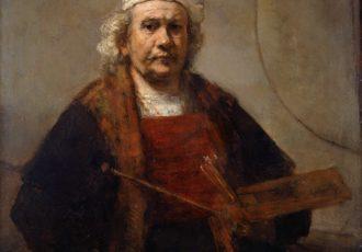 Rembrandt Selbstporträts