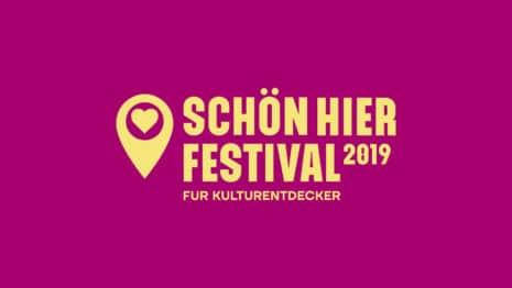SCHÖN HIER Festival