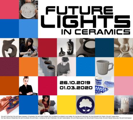 Future Lights in Ceramics