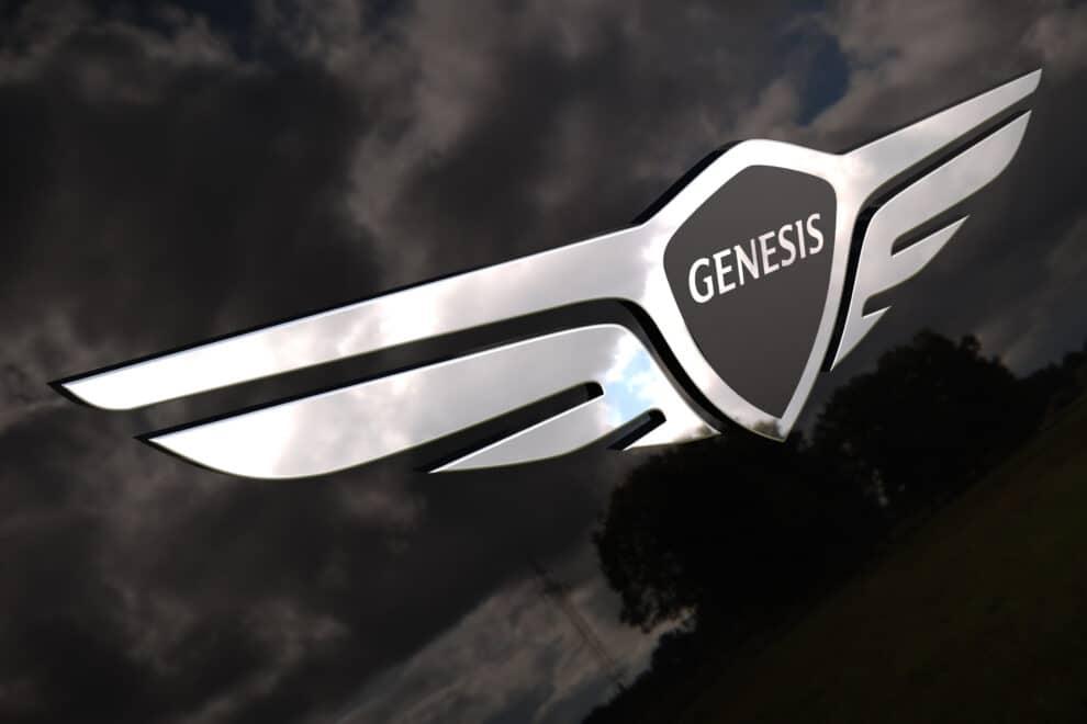 neues logo genesis