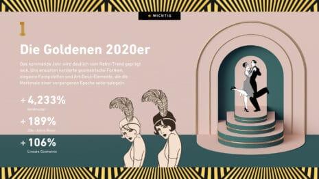 kreative trends für 2020