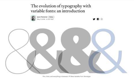 typo-design-trends 2020