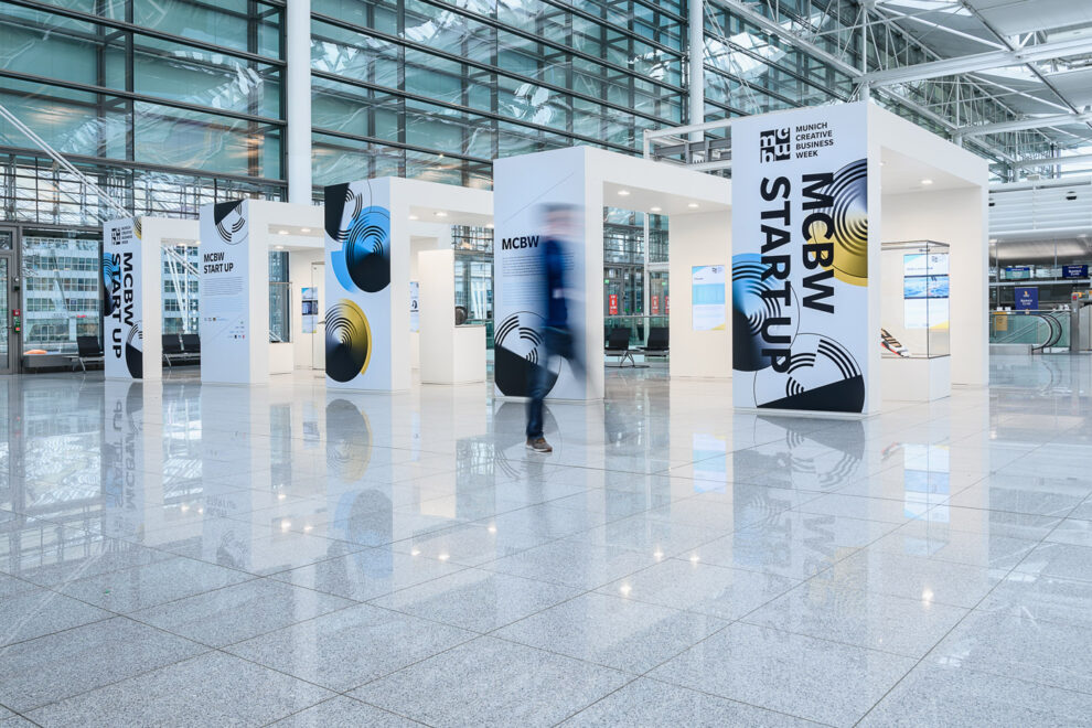 MCBW START UP_exhibition_©bayern design & Sebastian Lock