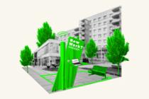 45qm Du. 150.000qm Wir. Max Fuchs, Interaction Design (MA) Lars Sorger, Industrial Design (BA) Hochschule Magdeburg-Stendal